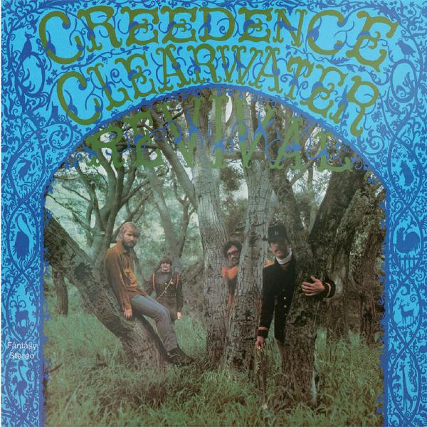 Creedence Clearwater Revival Creedence Clearwater Revival - Creedence Clearwater Revival (half Speed Master) creedence clearwater revival creedence clearwater revival cosmo s factory 180 gr