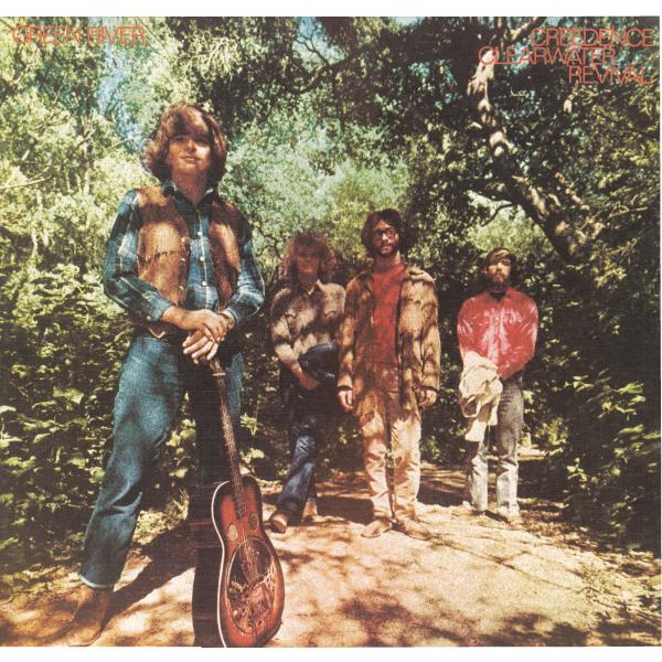 Creedence Clearwater Revival Creedence Clearwater Revival - Green River (half Speed Master) creedence clearwater revival creedence clearwater revival cosmo s factory 180 gr