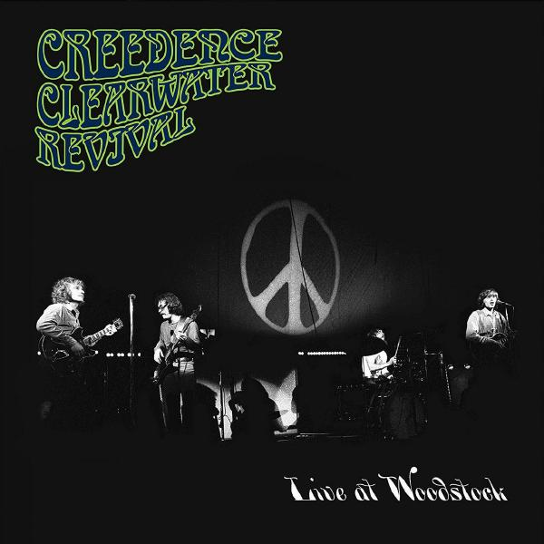 Creedence Clearwater Revival Creedence Clearwater Revival - Live At Woodstock (2 LP) creedence clearwater revival creedence clearwater revival cosmo s factory 180 gr