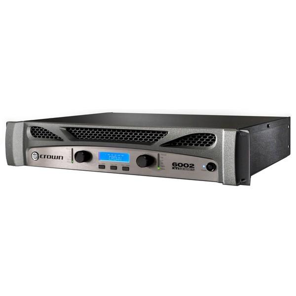 лучшая цена Профессиональный усилитель мощности Crown XTi 6002