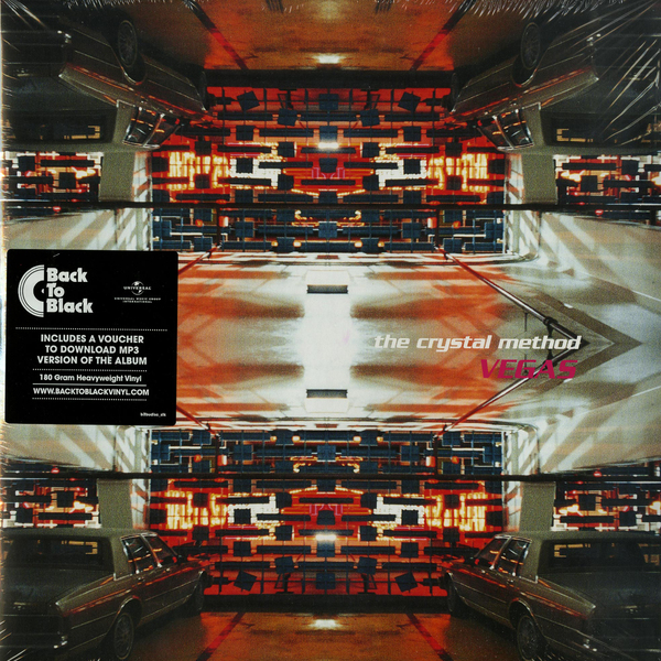 Crystal Method - Vegas (2 LP)