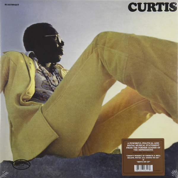 Curtis Mayfield Curtis Mayfield - Curtis все цены