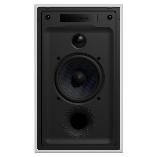 лучшая цена Встраиваемая акустика B&W CWM 7.5 White (1 шт.)