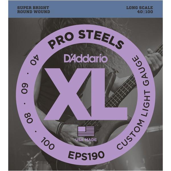 Гитарные струны DAddario EPS190 (для бас-гитары)