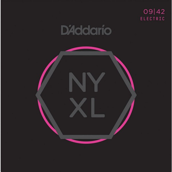 Гитарные струны D'Addario NYXL0942 (для электрогитары) струны для электрогитары d addario exp120 coated 9 42
