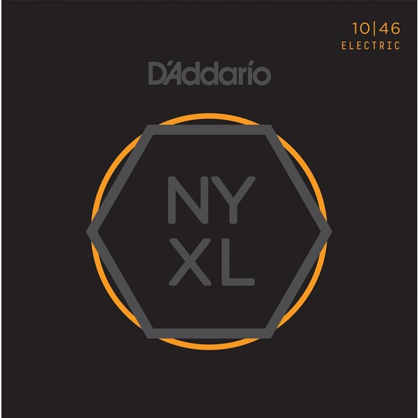 Гитарные струны D'Addario NYXL1046 (для электрогитары) струны для электрогитары d addario exp120 coated 9 42