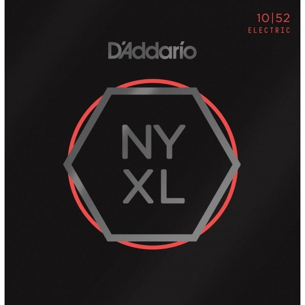 Гитарные струны D'Addario NYXL1052 (для электрогитары) струны для электрогитары d addario exp120 coated 9 42