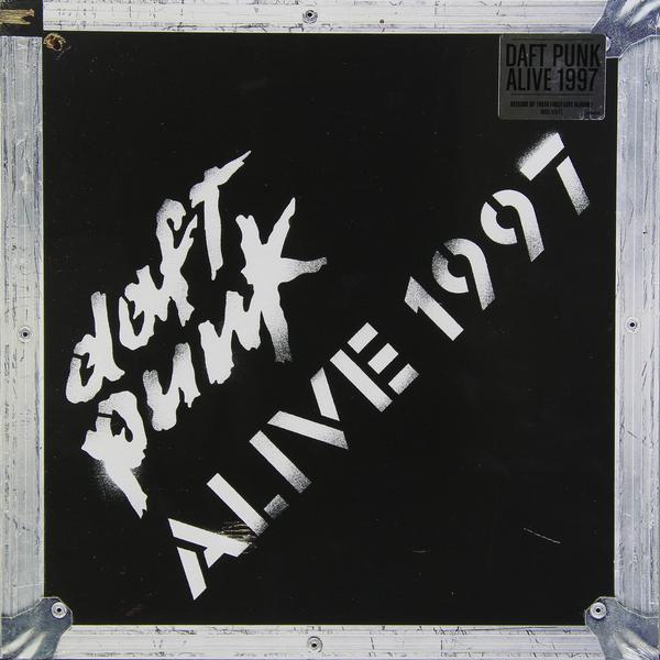 лучшая цена Daft Punk Daft Punk - Alive 1997