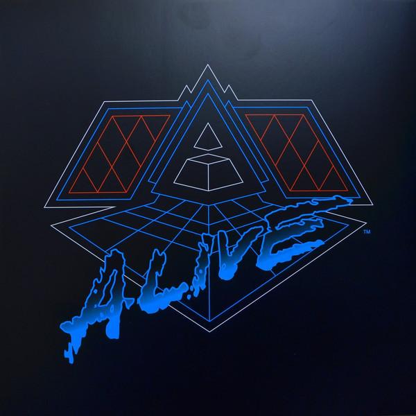 лучшая цена Daft Punk Daft Punk - Alive 2007 (2 LP)