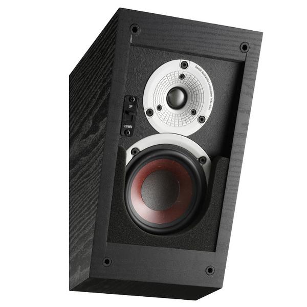 лучшая цена Настенная акустика DALI Alteco C-1 Black Ash
