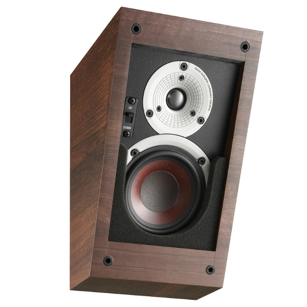 лучшая цена Настенная акустика DALI Alteco C-1 Walnut