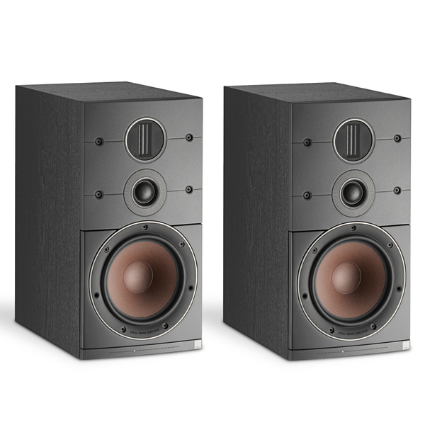 Активная полочная акустика DALI Callisto 2 C Black Ash + BluOS Sound HUB Module
