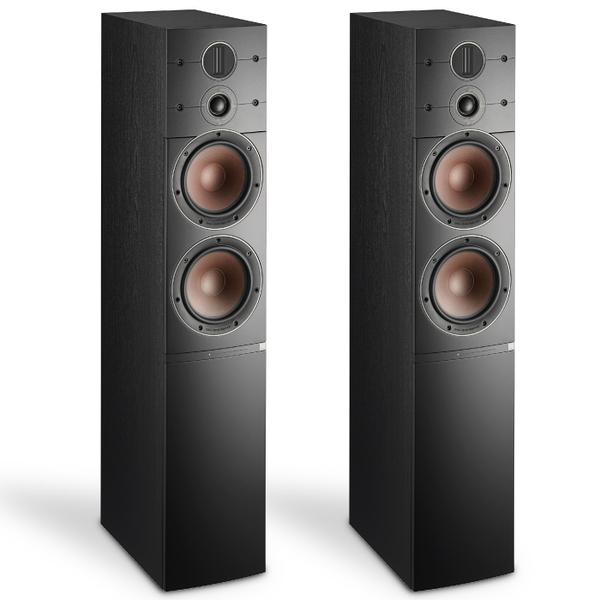 Активная напольная акустика DALI Callisto 6 C Black Ash + BluOS Sound HUB Module