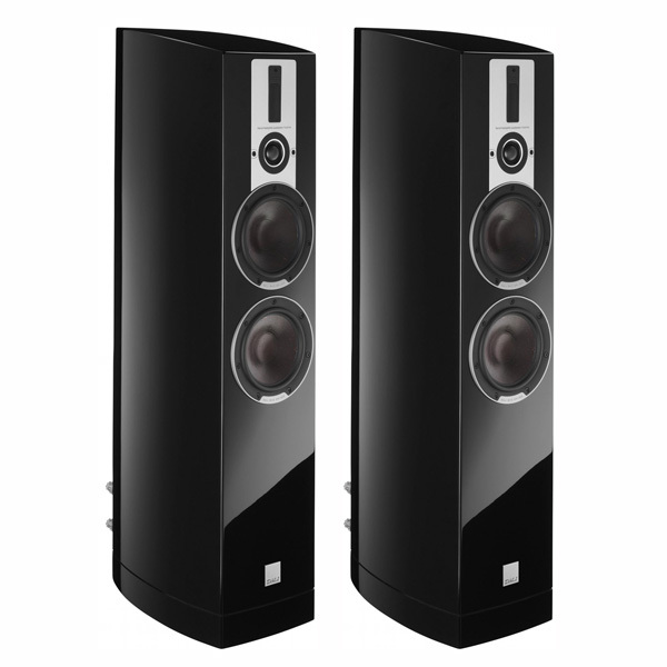 цены Напольная акустика DALI Epicon 6 Black Gloss