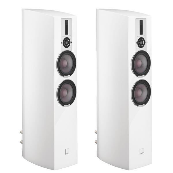 цены Напольная акустика DALI Epicon 6 White Gloss