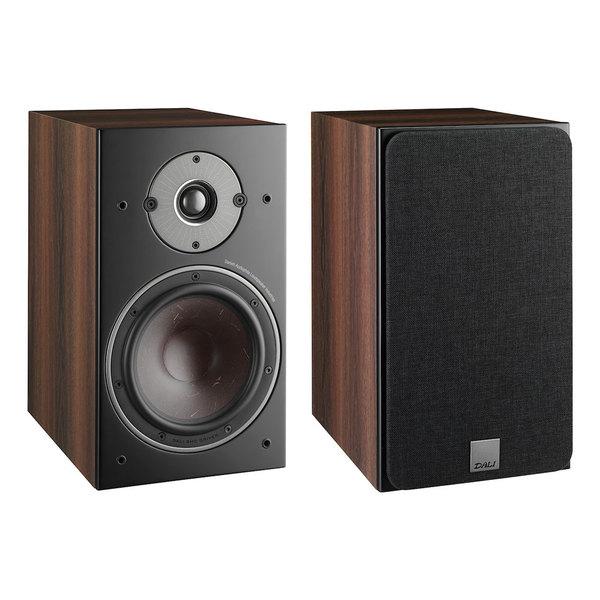Полочная акустика DALI Oberon 3 Dark Walnut цена