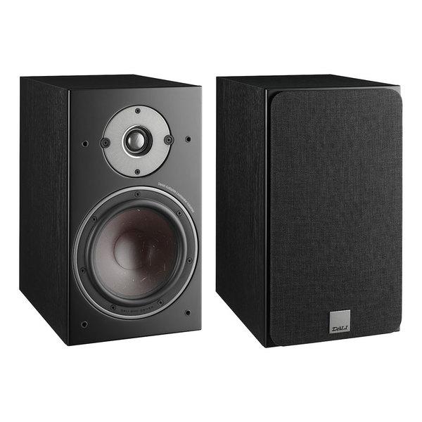 Полочная акустика DALI Oberon 3 Black Ash (уценённый товар)