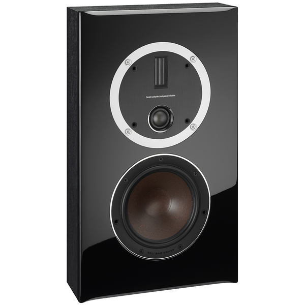 лучшая цена Настенная акустика DALI Opticon LCR Black Ash