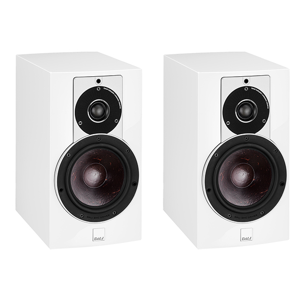 Полочная акустика DALI Rubicon 2 High Gloss White