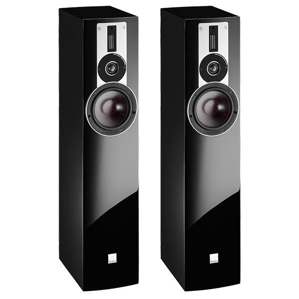 Напольная акустика DALI Rubicon 5 High Gloss Black