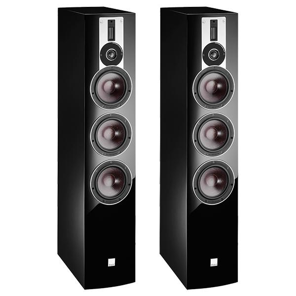 Напольная акустика DALI Rubicon 8 High Gloss Black