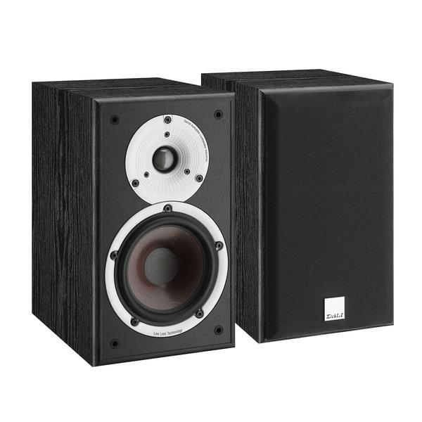 Полочная акустика DALI Spektor 2 Black Ash (уценённый товар)