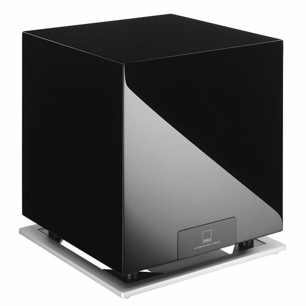 лучшая цена Активный сабвуфер DALI SUB M-10 D High Gloss Black