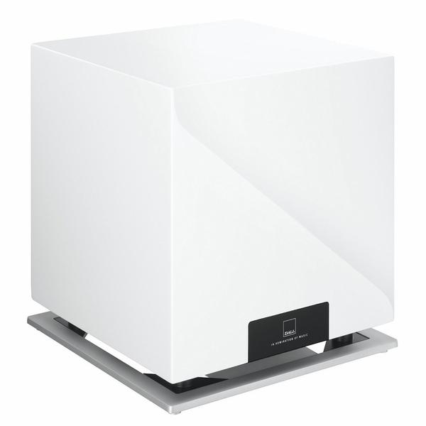Активный сабвуфер DALI SUB M-10 D High Gloss White цена 2017