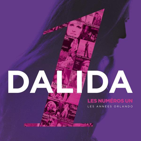 Dalida - Les Numeros Un Annees Orlando