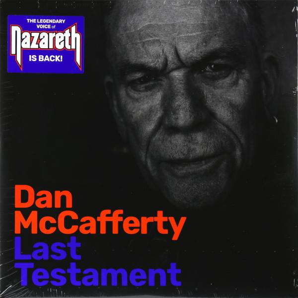 Dan Mccafferty Dan Mccafferty - The Last Testament (2 LP)