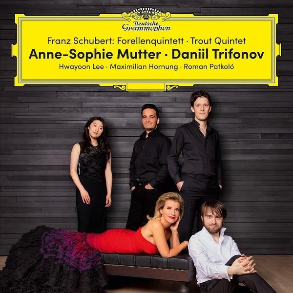 Schubert SchubertDaniil Trifonov Anne-sophie Mutter - : Forellenquintett Trout Quintet (2 LP)