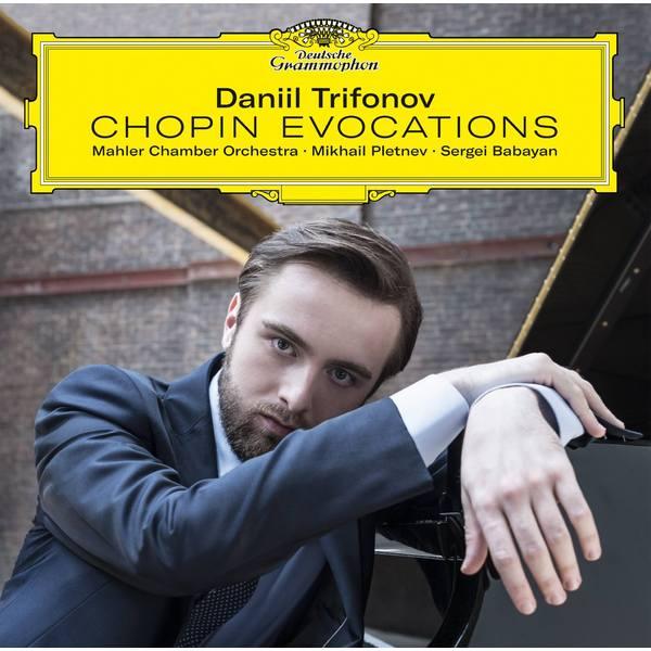 Chopin ChopinDaniil Trifonov - Evocations (3 LP) daniil trifonov chopin evocations