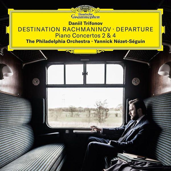 лучшая цена Rachmaninov RachmaninovDaniil Trifonov - Destination : Departure (2 LP)