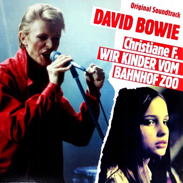 David Bowie - Christiane F. Wir Kinder Vom Bahnhof Zoo (180 Gr, Colour)