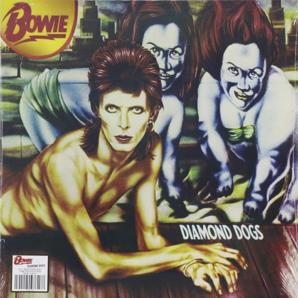 David Bowie David Bowie - Diamond Dogs (45th Anniversary) bowie