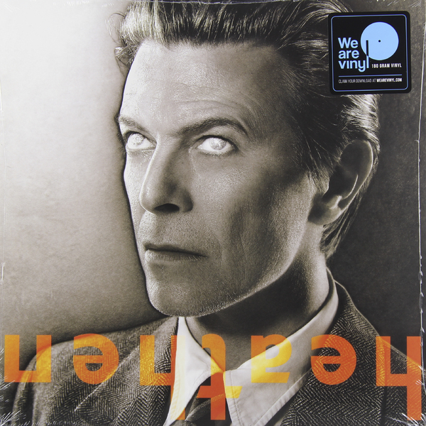 David Bowie David Bowie - Heathen свитшот print bar leia bowie