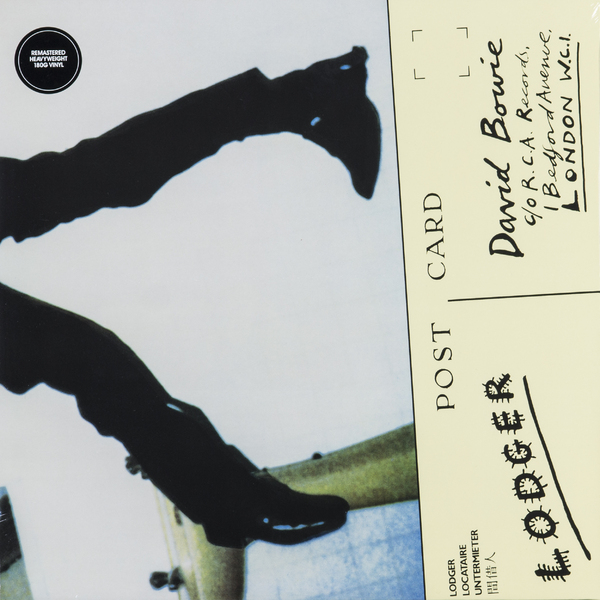 David Bowie David Bowie - Lodger (180 Gr) цена и фото