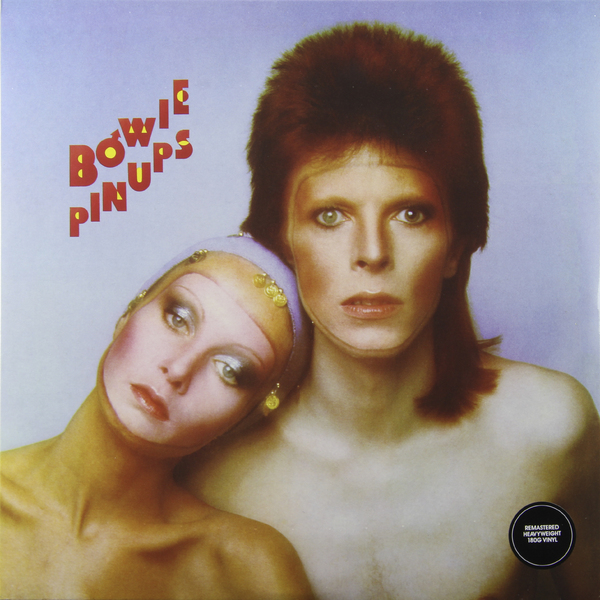 лучшая цена David Bowie David Bowie - Pin Ups (180 Gr)