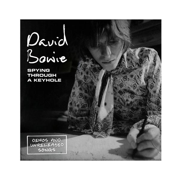 Фото - David Bowie David Bowie - Spying Through A Keyhole (demos And Unreleased Songs) (4x7 ) contrast lace keyhole back blouse