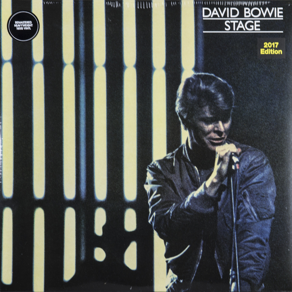 David Bowie David Bowie - Stage (3 Lp, 180 Gr) цена и фото