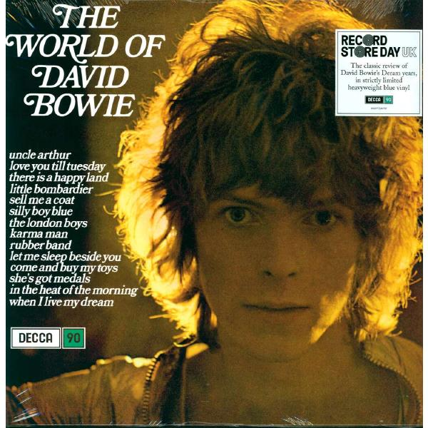 David Bowie David Bowie - World Of David Bowie kay david disappear