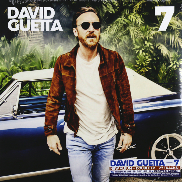 David Guetta David Guetta - 7 (2 LP) david guetta zara larrson this one s for you