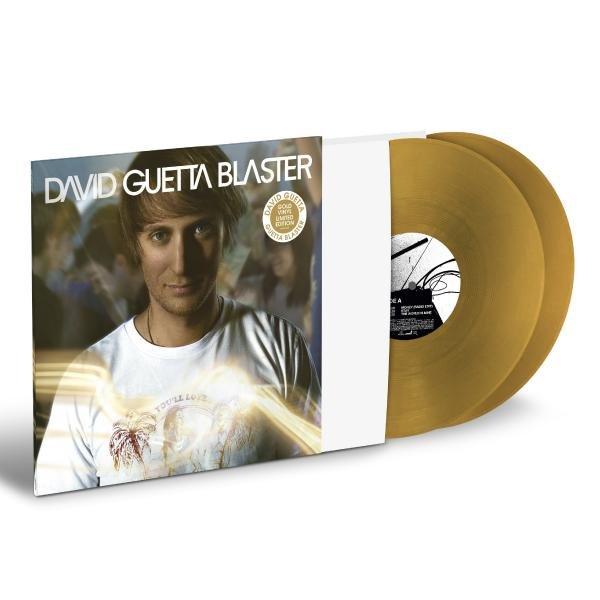 David Guetta David Guetta - Guetta Blaster (2 Lp, Colour) david gilmour on an island limited edition lp