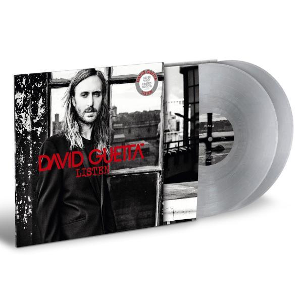 David Guetta David Guetta - Listen (2 Lp, Colour) цена в Москве и Питере