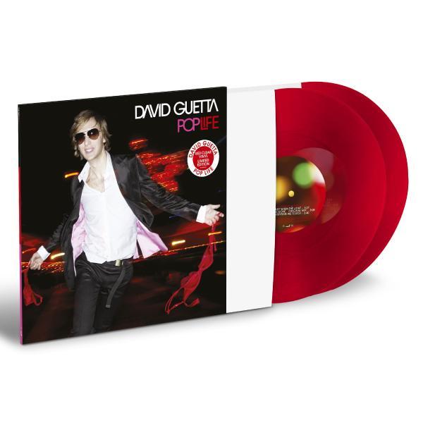 David Guetta David Guetta - Pop Life (2 Lp, Colour) david gilmour on an island limited edition lp