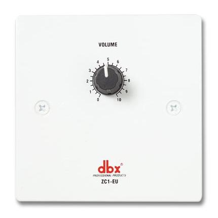 Панель управления dbx ZC-1