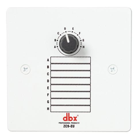 Панель управления dbx ZC-9