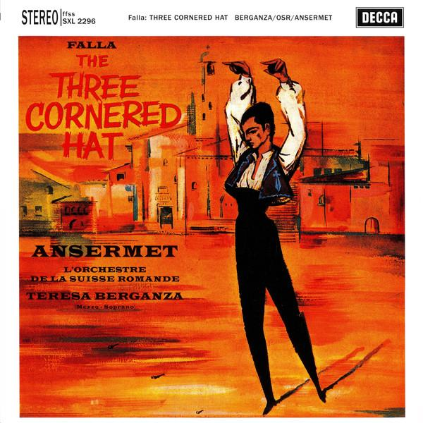 FALLA - The Three Cornered Hat