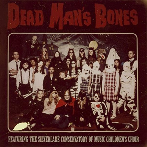 Dead Man's Bones Dead Man's Bones - Dead Man's Bones (2 LP) bones колеса для скейтборда bones hernandez reel