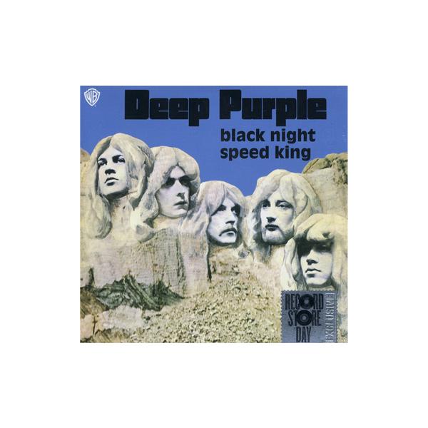 Deep Purple Deep Purple - Black Night/speed King (v7) виниловая пластинка deep purple black night speed king
